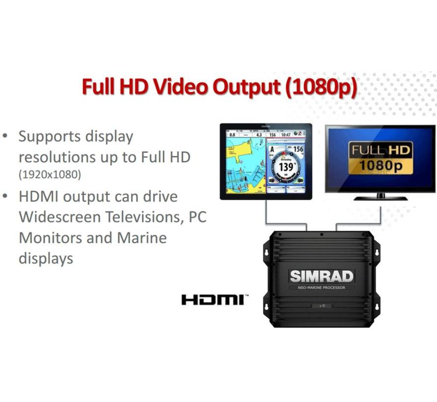 NSO evo2 16 inch Multi-Touch monitor bundel