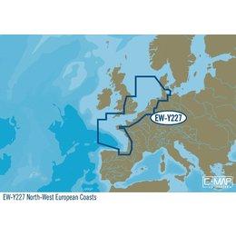C-Map EW-Y227 Noord-West Europa