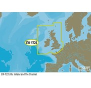 C-Map EW-Y226 Uk Ireland en Kanaal