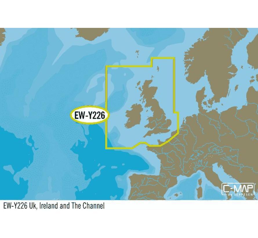 EW-Y226 Uk Ireland en Kanaal