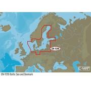 C-Map Oostzee en Denemarken