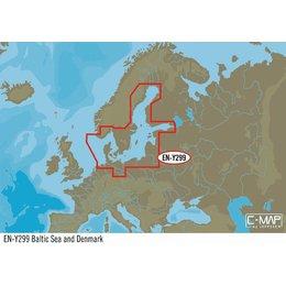 C-Map EN-Y299 Baltic Sea and Denmark