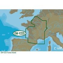 EW-Y225 Frankrijk binnenland