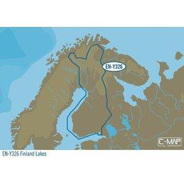 C-Map EN-Y326 Finland Lakes