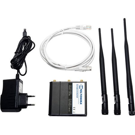 Teltonika RUT240 4G router met WiFi, LAN, WAN