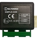 Teltonika Simple CAN, contactloze CAN reader