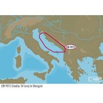 Kroatië EM-Y075