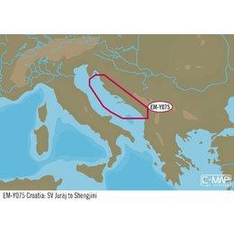 C-Map EM-Y075 Kroatië