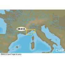 Saint Tropez tot Lerici