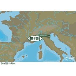 C-Map EM-Y016: Po River