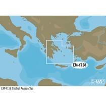 Egeïsche Zee, centraal