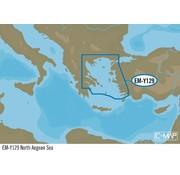 C-Map Egeïsche Zee, noord