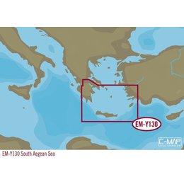 C-Map EM-Y130 : South Aegean Sea