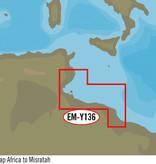 C-Map Cap Africa To Misratah EM-Y136