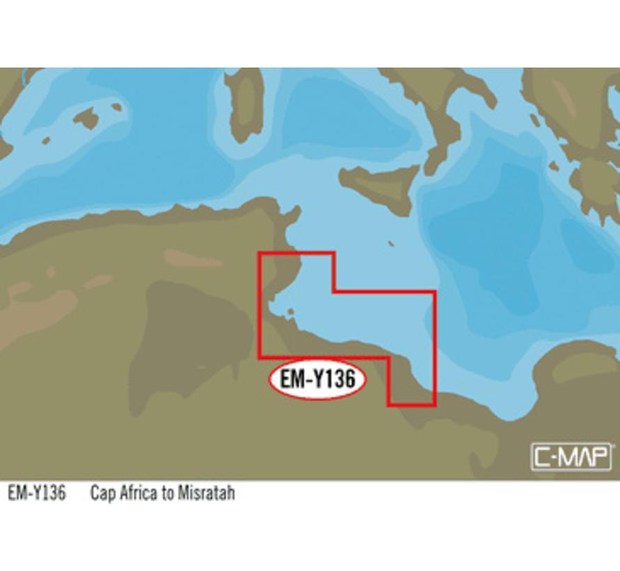 Cap Africa To Misratah EM-Y136