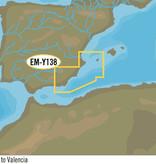 C-Map Adra tot Valencia EM-Y138