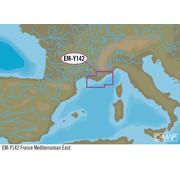 C-Map Franse Oostkust, Middellandse Zee