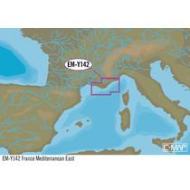 Franse Oostkust, Middellandse Zee