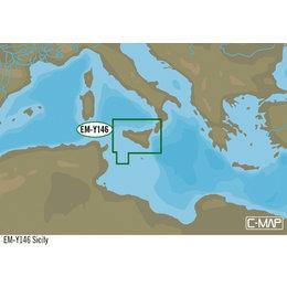 C-Map EM-Y146: Sicily