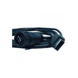 Vesper Marine waterproof locking USB kabel