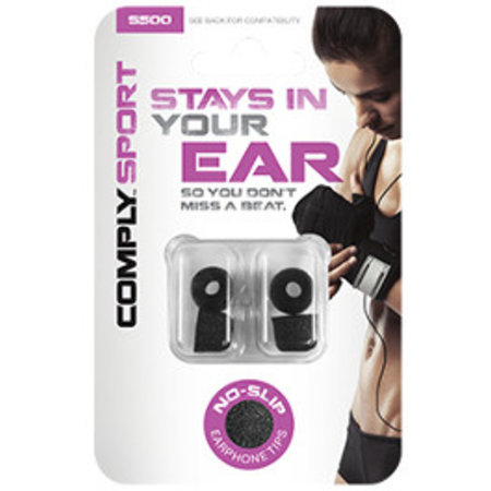 Comply Sx 500 Ear Phone Tips.