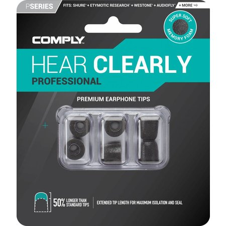 Comply P-series ear-Tips