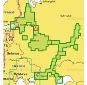 Navionics West Rusland update