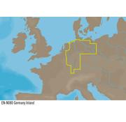 C-Map Duitsland binnenland
