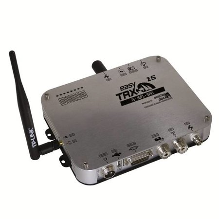 Weatherdock EasyTRX²-S Klasse B AIS Transponder met splitter