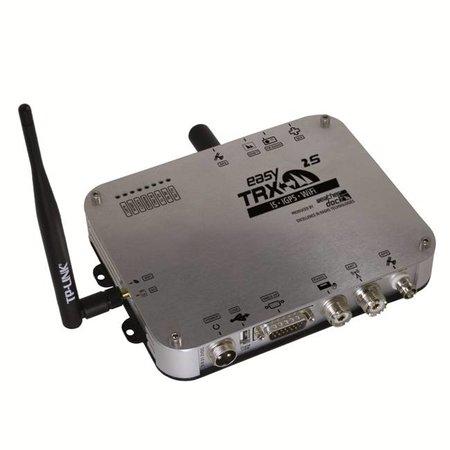 Weatherdock EasyTRX²-S met splitter en WiFi Klasse B AIS Transponder