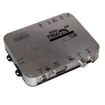 EasyTRX²-S met splitter en interne GPS antenne
