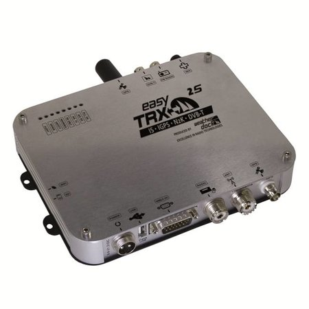 Weatherdock EasyTRX²-S met splitter en interne GPS antenne Klasse B AIS Transponder