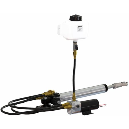 BenG Hydraulic Ram T3