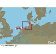 C-Map Eemshaven tot Sylt