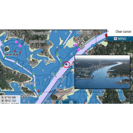C-Map Peniscola tot Port La Nouvelle EM-Y140