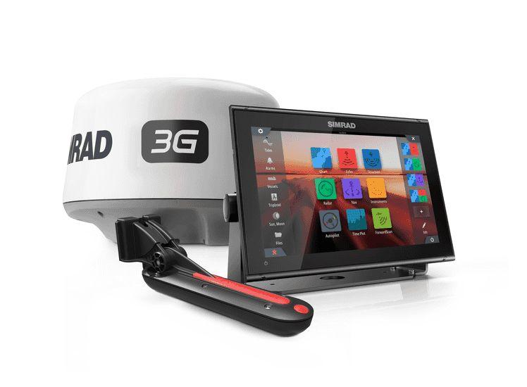 GO12 XSE 3G radar en Totalscan