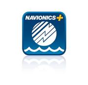 Navionics Plus blancokaart
