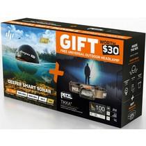Pro+ fishfinder gift set