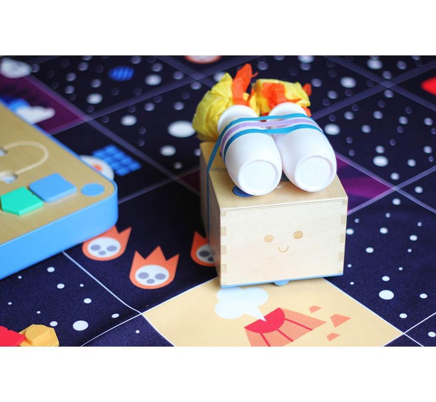 Cubetto Ruimte avonturen set