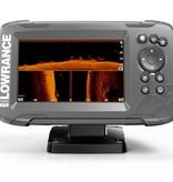 Lowrance Hook2-5 TripleShot High CHIRP, SideScan en DownScan