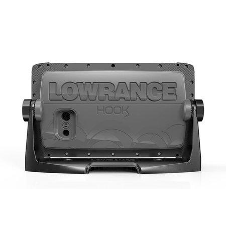 Lowrance Hook2-9 TripleShot High CHIRP, SideScan en DownScan