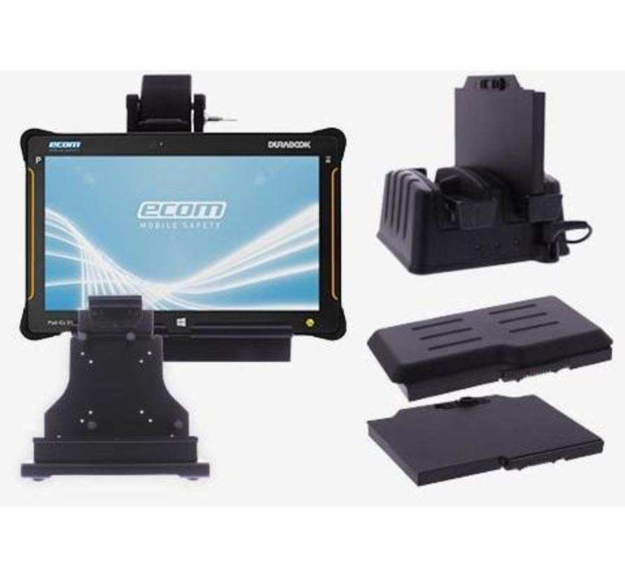 Pad-Ex 01 DZ2 met barcode scanner, WWAN en GPS module