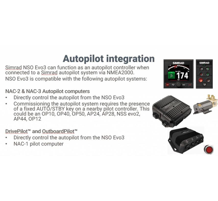 NSO evo3 19 system pack