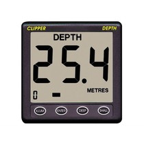 Clipper dieptemeter