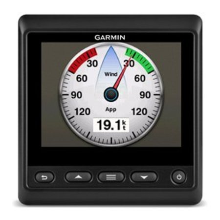 Garmin GMI 20 instument display