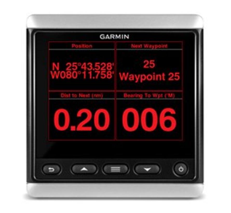 GMI 20 instument display