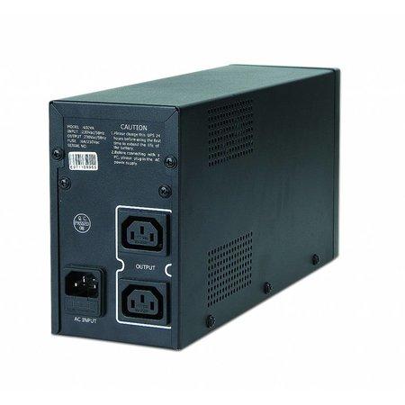 Energenie Noodstroomvoeding 650 VA met AVR