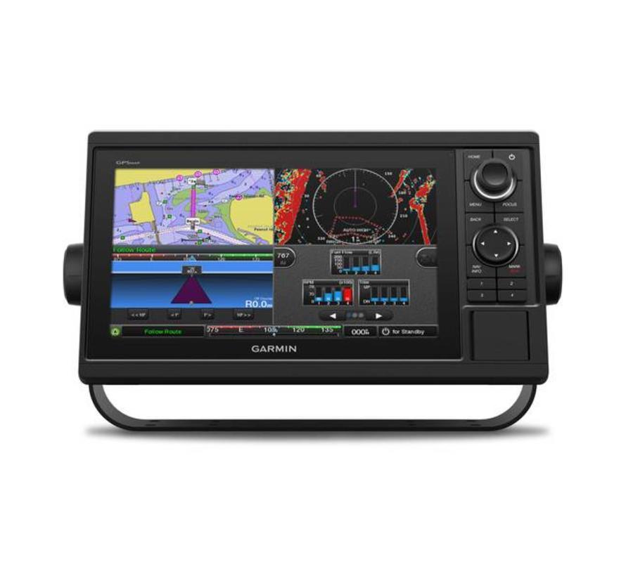 GPSMAP 1022 met Wereld basiskaart