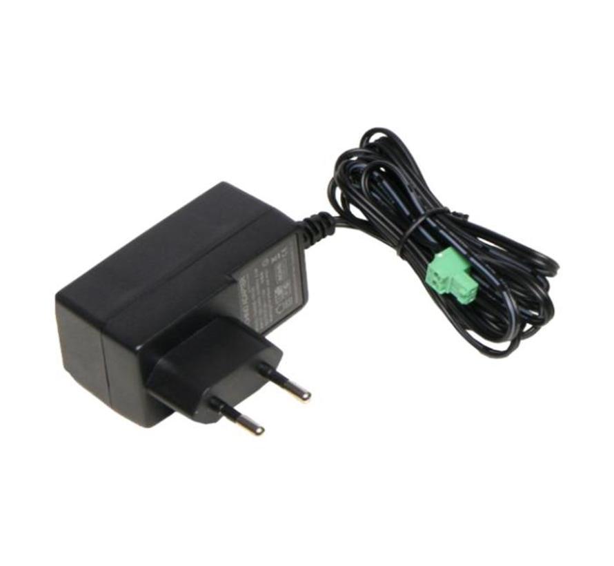 power adapter groen