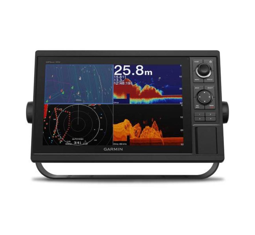GPSMAP 1222xsv, met SideVü, ClearVü en Traditional Sonar